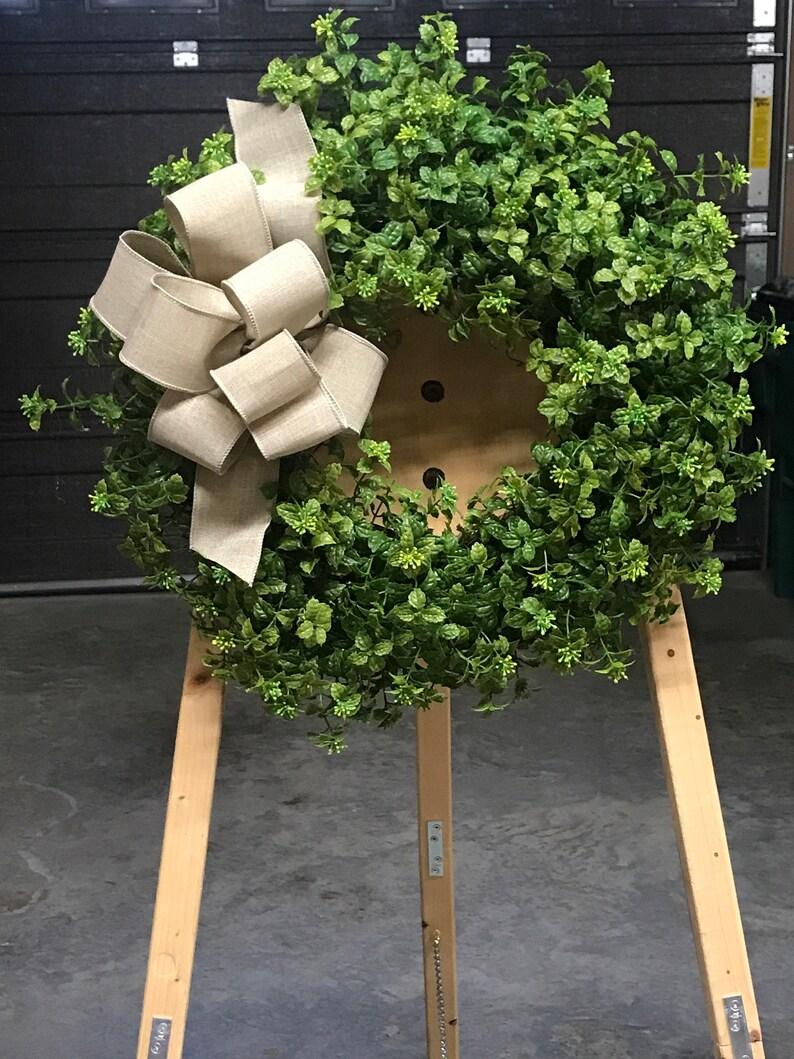 Farmhouse Wreath image 0