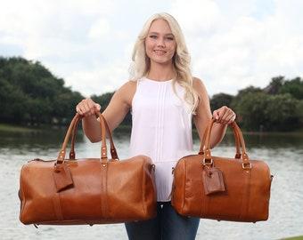 Handmade Leather Duffle Bag, Personalized Large Weekend Bag, Vacation Holidays Travel Bag, Best Men Gift, Groomsmen Gift, Leather Bag,Custom