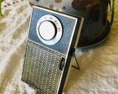 Vintage transistor radio RCA radio vintage audio mid century electronics vintage am fm father 39 s day gift antique radio player