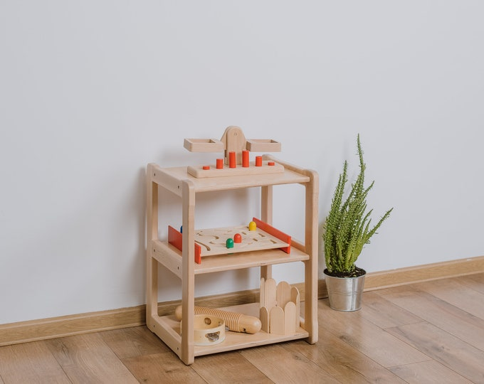 Montessori SMALL shelf