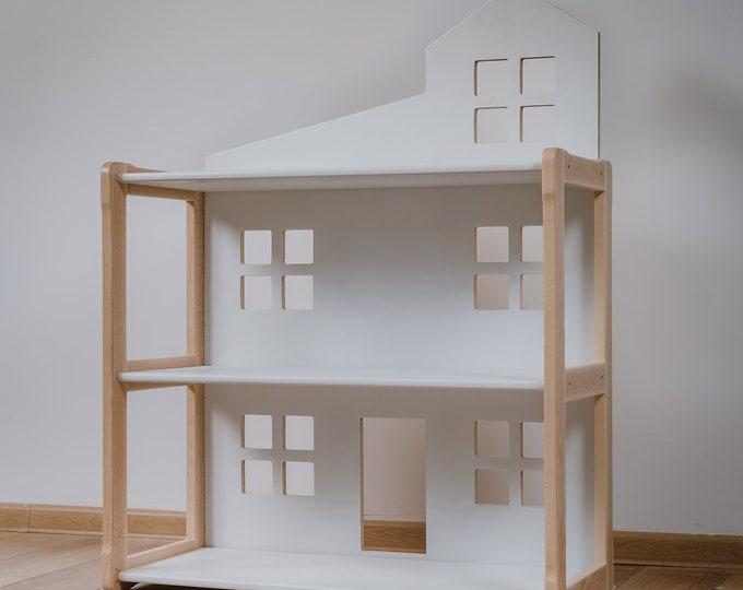 Doll house Book shelf NOBI from Woodjoy