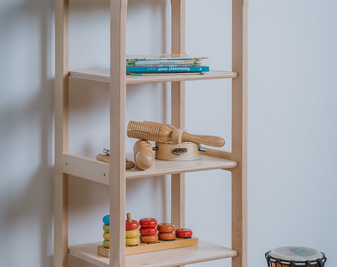 Montessori MAXI shelf