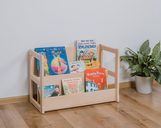 Montessori bookshelf MINI