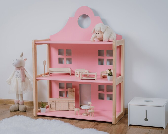 Doll house Book shelf MIMI from Woodjoy
