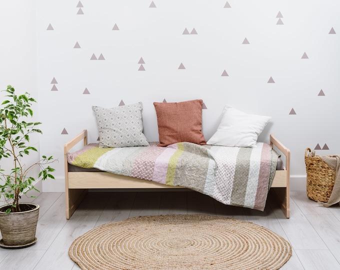Montessori toddler bed HIGH