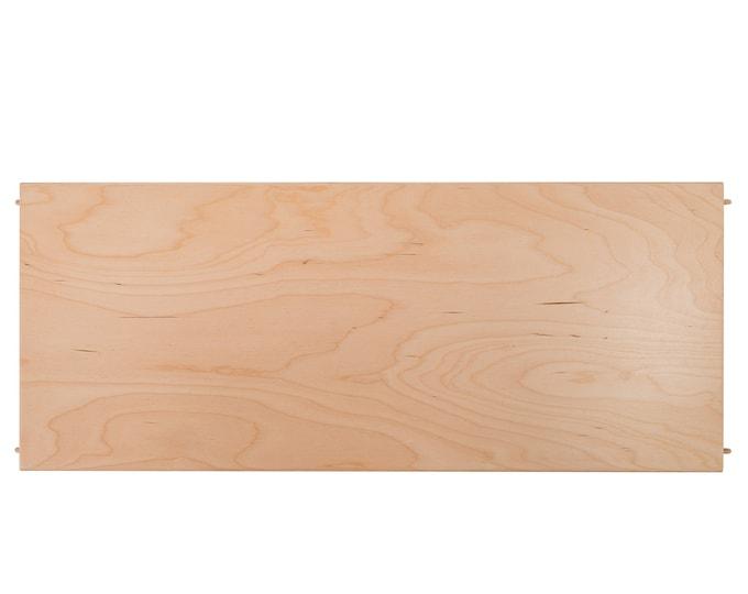 Extra board for the Clothing rack type B with shelf for children Kid wardrobe Kindergarderobe Montessori based