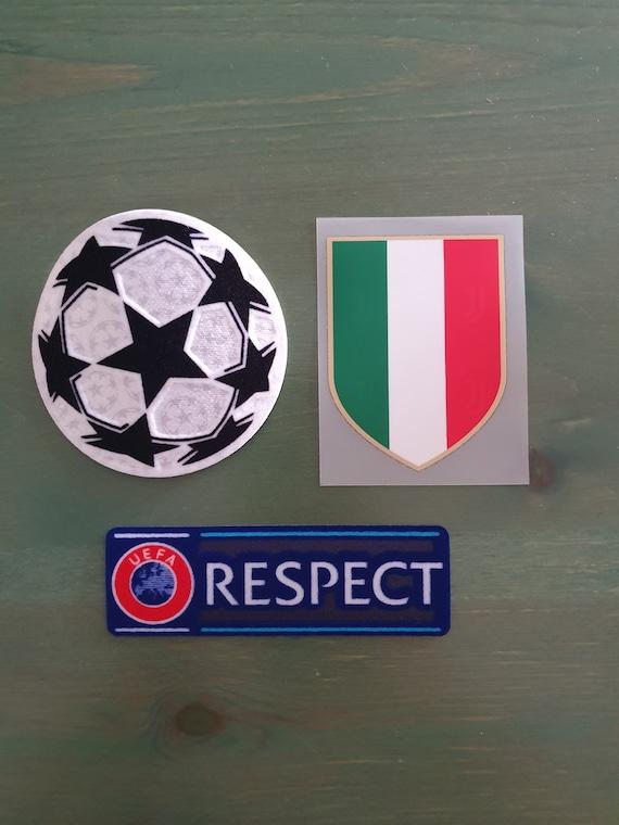 patch patch badge italia scudetto respect champions league etsy patch patch badge italia scudetto respect champions league juve 2019 2020 j relief