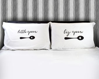 Humorous Couples Pillowcases : his and hers