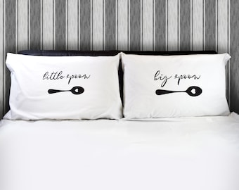 Couples pillow cases | Etsy