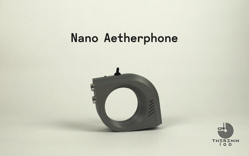 Nano Aetherphone compact theremin image 0