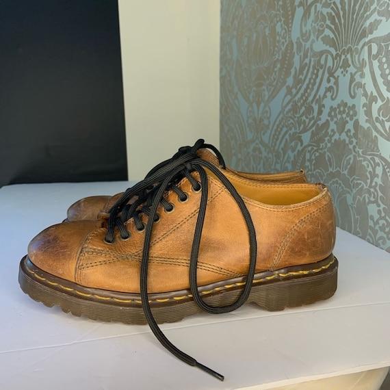 Dr. Martens Vintage 8019/34 Leather Oxford Shoes - image 3