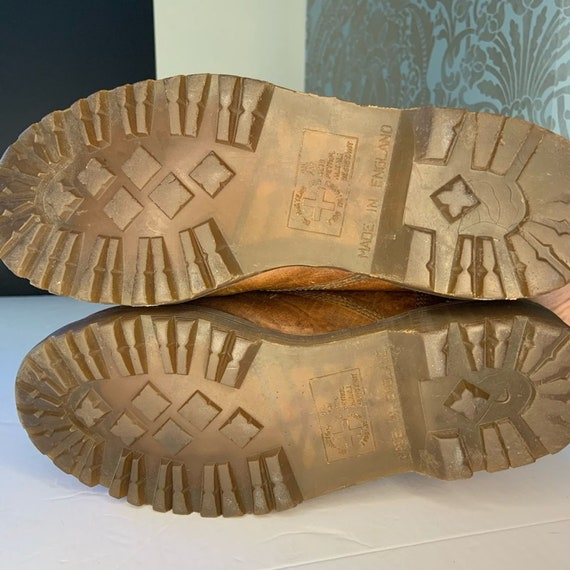 Dr. Martens Vintage 8019/34 Leather Oxford Shoes - image 5