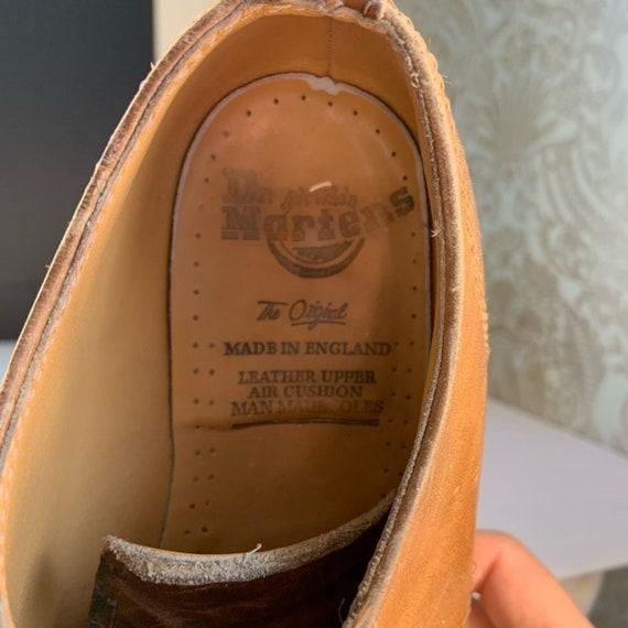 Dr. Martens Vintage 8019/34 Leather Oxford Shoes - image 8
