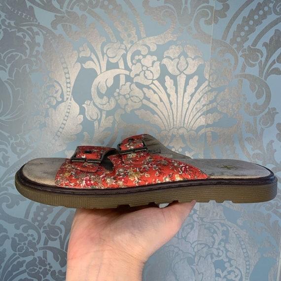 Dr. Martens Vintage ADALIA Slip On Sandals Floral - image 6