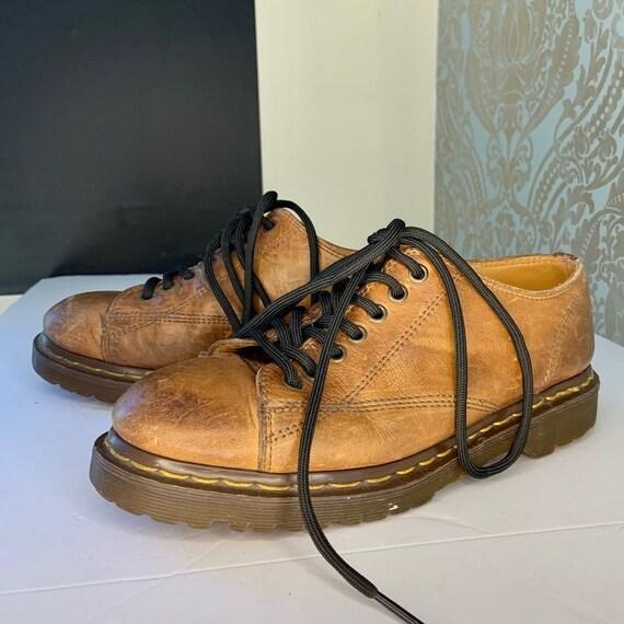 Dr. Martens Vintage 8019/34 Leather Oxford Shoes - image 2