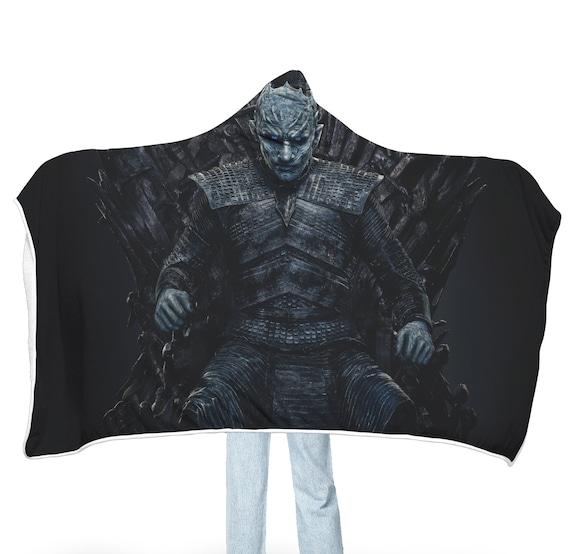 Game Of Thrones Hooded Blanket Game Of Thrones Blanket Etsy