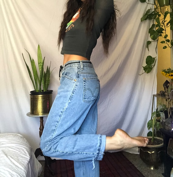 550 Levis / Vintage 550 Levis / Relaxed Tapered Le