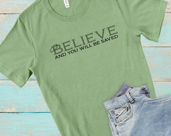 Believe - Men's Short Sleeve Tee