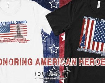 National Guard - Unisex Short Sleeve Tee
