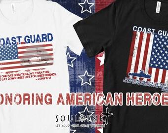 Coast Guard - Unisex Short Sleeve Tee