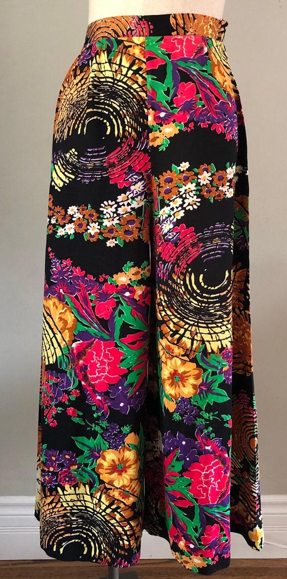 Vintage Koret of California Wide Leg Pants, 60's/7