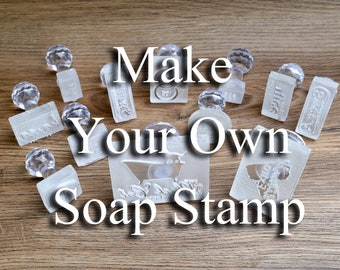 Custom Soap Stamp,Acrylic stamp, Cookie Stamp,Wedding Cookie Stamp,Pottery Stamp, Fondant Stamp ,