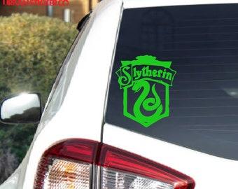 Harry Potter Snape tribute Vinyl Decal Sticker Car Window Lick