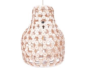 HANGING LAMP W3 / Plywood Lamp/ Wood lamp/ Wooden Lamp Shade/