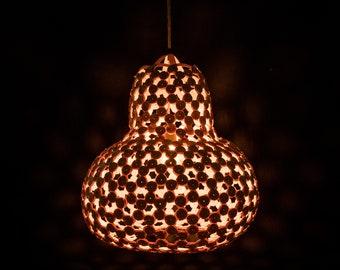 HANGING LAMP W4 / Plywood Lamp/ Wood lamp/ Wooden Lamp Shade/