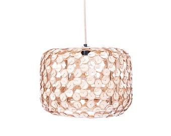 HANGING LAMP W1/ Plywood Lamp/ Wood lamp/ Wooden Lamp Shade/