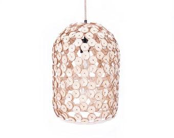 HANGING LAMP W2 / Plywood Lamp/ Wood lamp/ Wooden Lamp Shade/