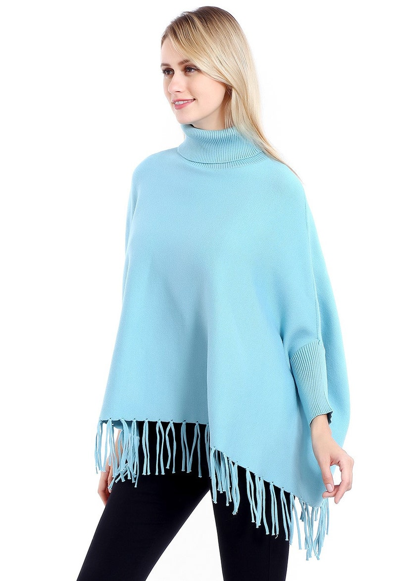 For Mum/'s to beWinter PonchosAutumn PonchosChristmas Gift Ladies Soft Wool CapesPonches.