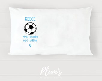 Personalized Pillow Case King & Prince