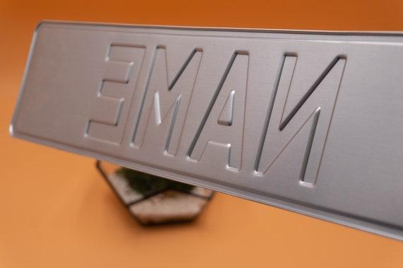 color metal plaque Metal plaque custom text on metal metal custom image personalized gift color custom metal plaque Metal plaque