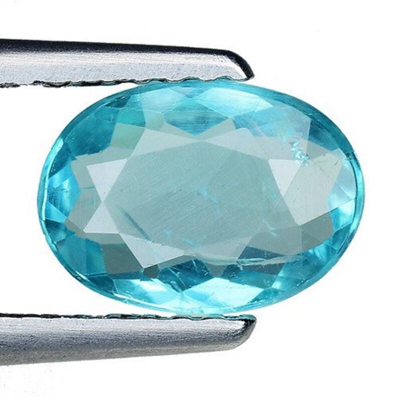 1.10cts Amazing Natural APATITE 100/% unheated loose gemstones