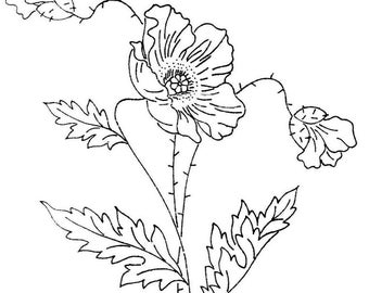 Floral /& Cottages 9 x Multi Impression Transfers for Embroidery /& Needlework