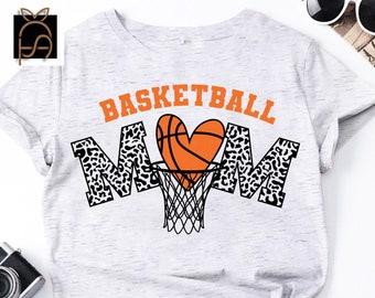 Basketball Mom SVG,Basket hoop svg,Silhouette,Cricut svg, mama svg, Basketball mama svg, Basketball svg,basket shirt, Love Basketball svg