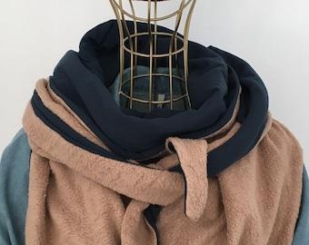 "Organic XXL triangular cloth ""Gerda"" made of cotton"