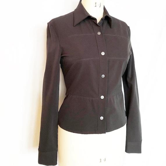 1990's Vintage Versace Jeans Jacket
