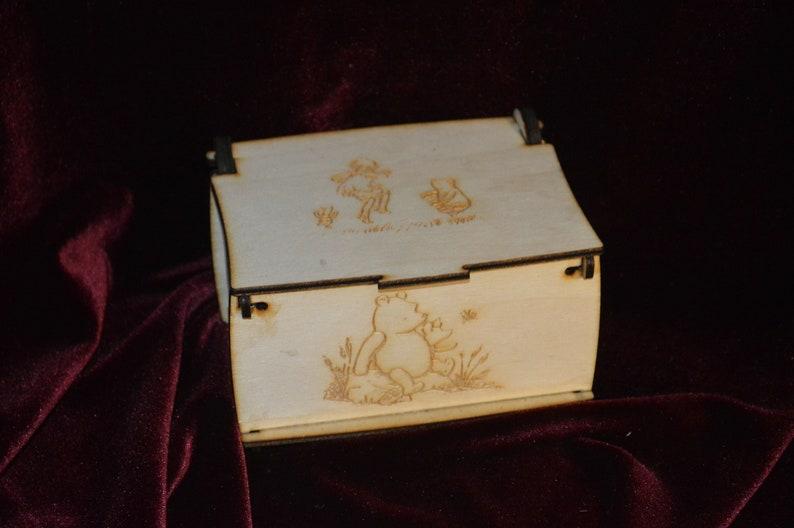 Winnie the Pooh Jewelry Box