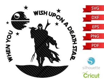 Wish Upon A Star Svg Etsy