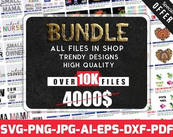all files in shop svg, svg bundle, svg files, All Files Bundle Svg, Whole Shop SVG, pdf, png, jpg, eps, ai Bundle, svg files for cricut