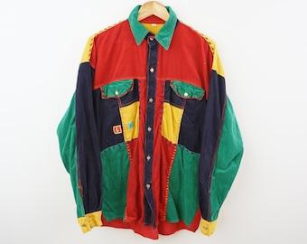 s 90s xoxo open back shirt 90s shirt sparkle shirt 90s glitter shirt open back shirt jeweled shirt three quarter sleeved 34 sleeved shirt