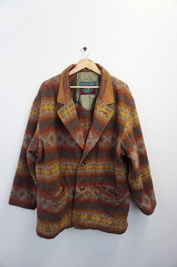 Vintage Oldschool 90s Winter Jacket