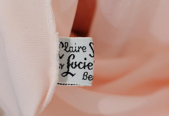 Lucie Ann Double Nylon Peignoir Robe NWOT L - image 6