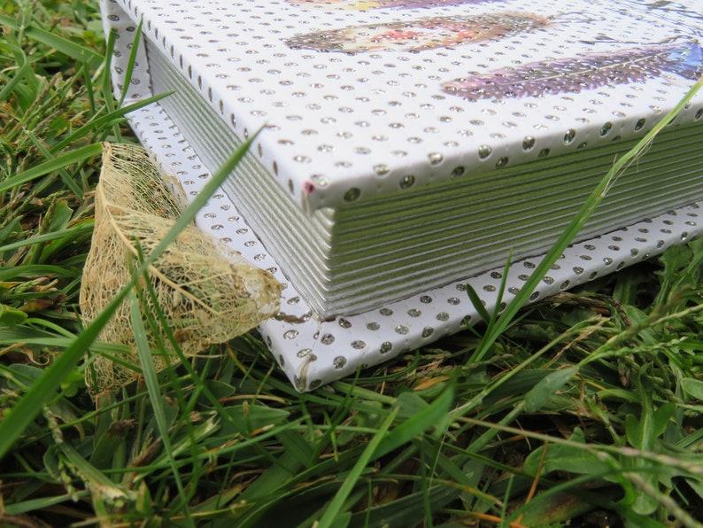 jewellery box vegan box wood box wooden box Wooden white box book shaped jewelry box