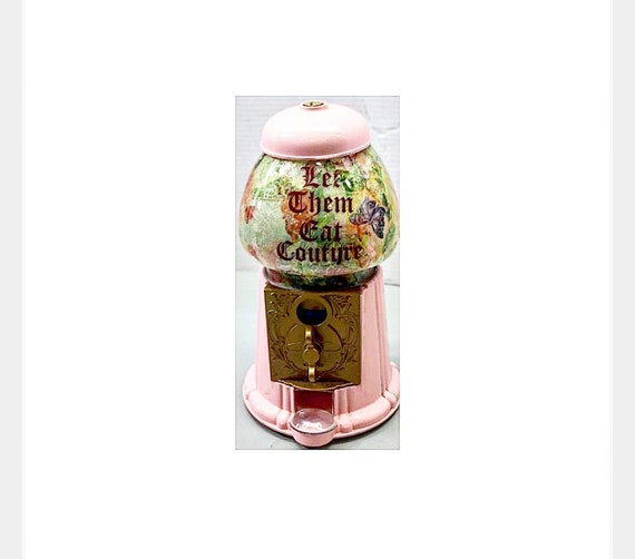 Juicy Couture Gumball Machine, Juicy Couture Cloth