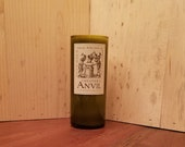 Wine Bottle Candle - Chester 39 s Anvil