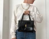 Vintage Alligator BELLESTONE Handbag