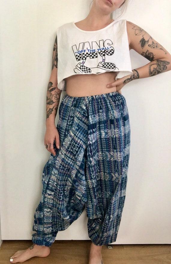 Handmade Vintage Harem Pant